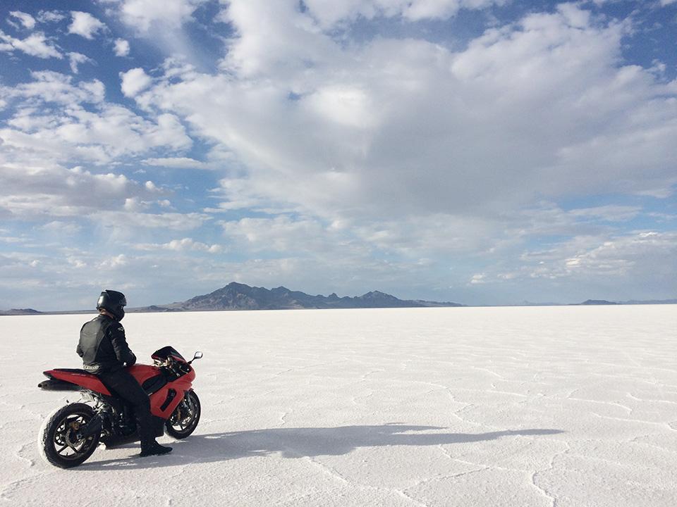 Salt Flats Alex