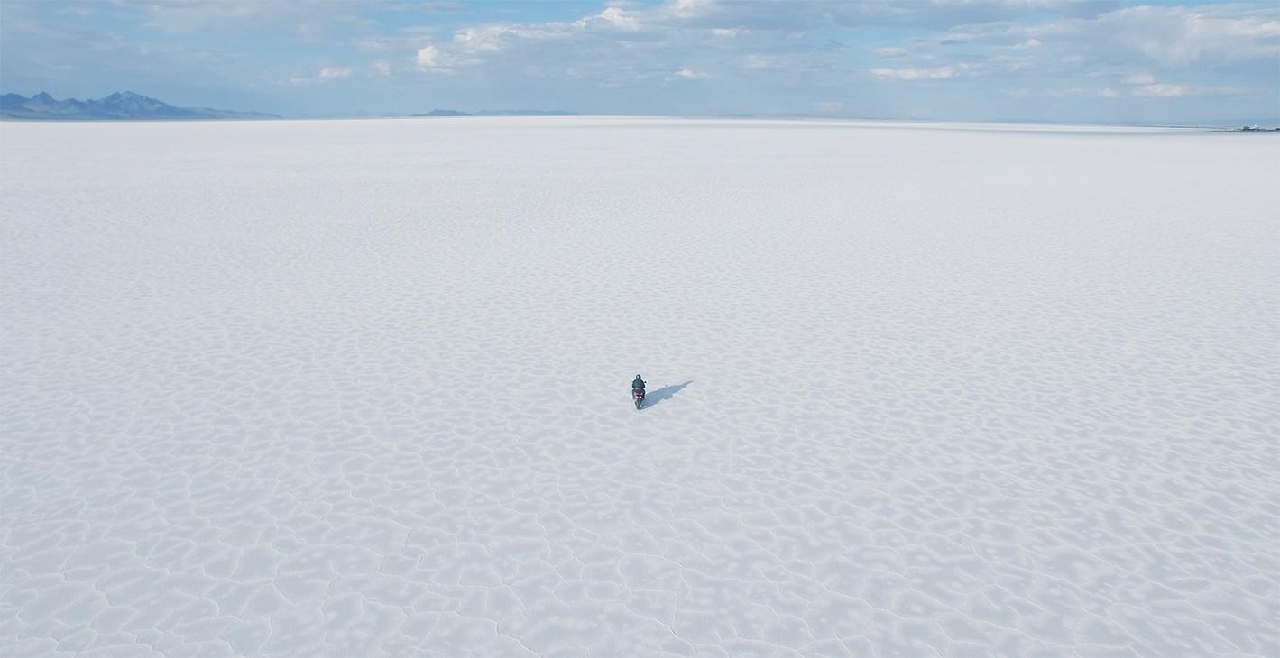 Salt Flats Inspire